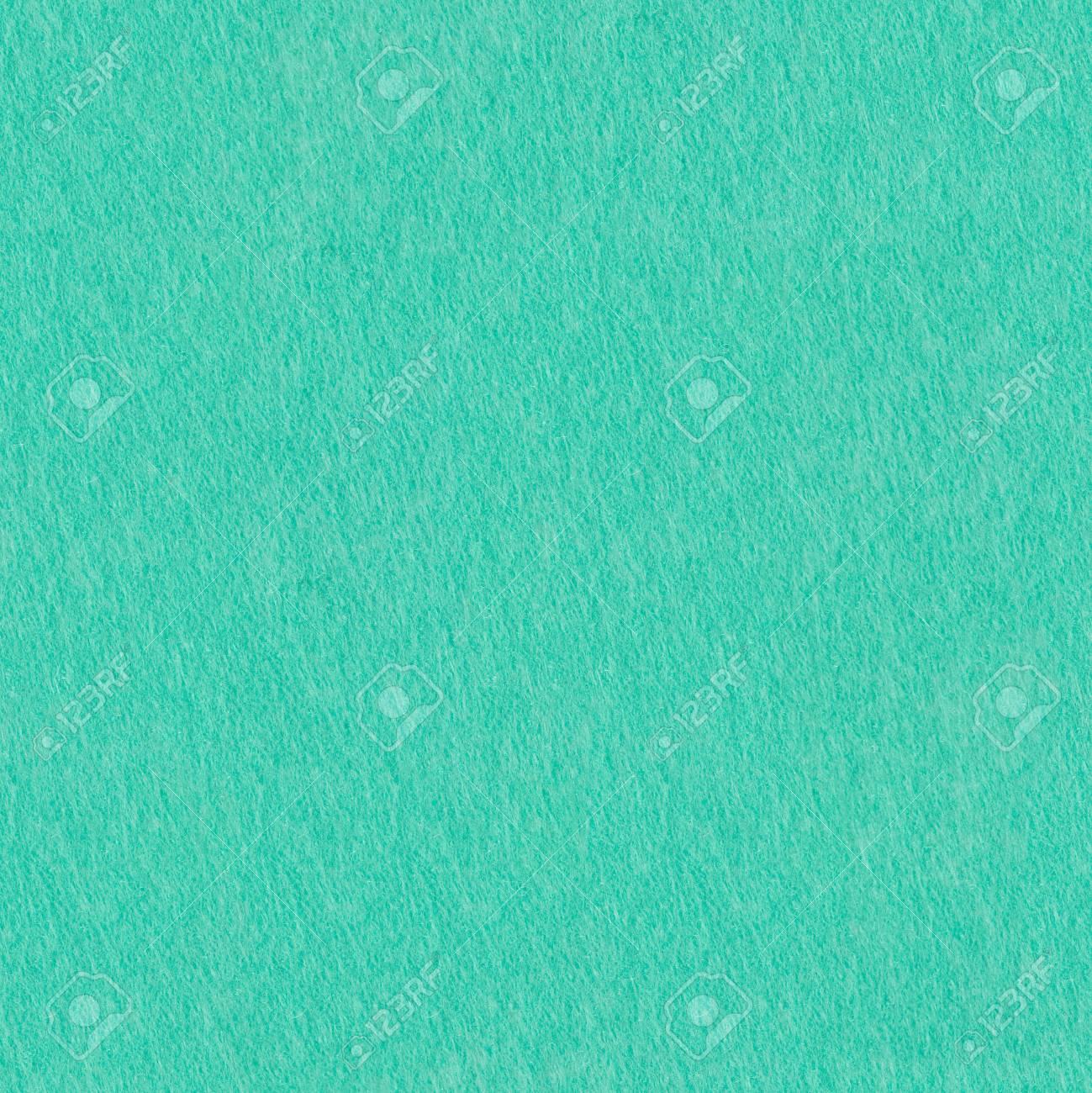 aqua blue color felt texture for design seamless square background