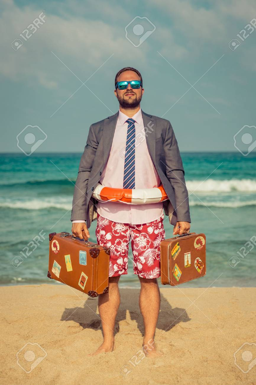 Funny Beach Pictures : funny, beach, pictures, Portrait, Funny, Businessman, Beach., Having, Stock, Photo,, Picture, Royalty, Image., Image, 54980060.