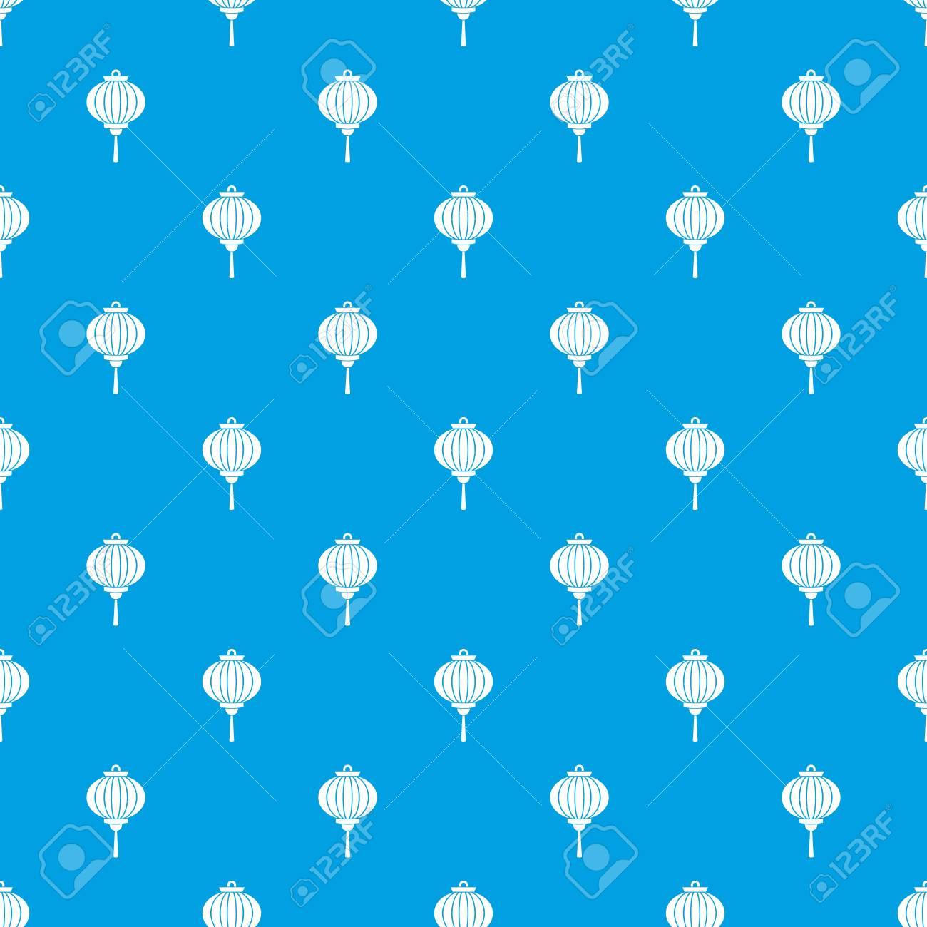 chinese lantern pattern repeat