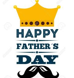 happy fathers day design vector illustration eps10 graphic stock vector 39296871 [ 1011 x 1300 Pixel ]