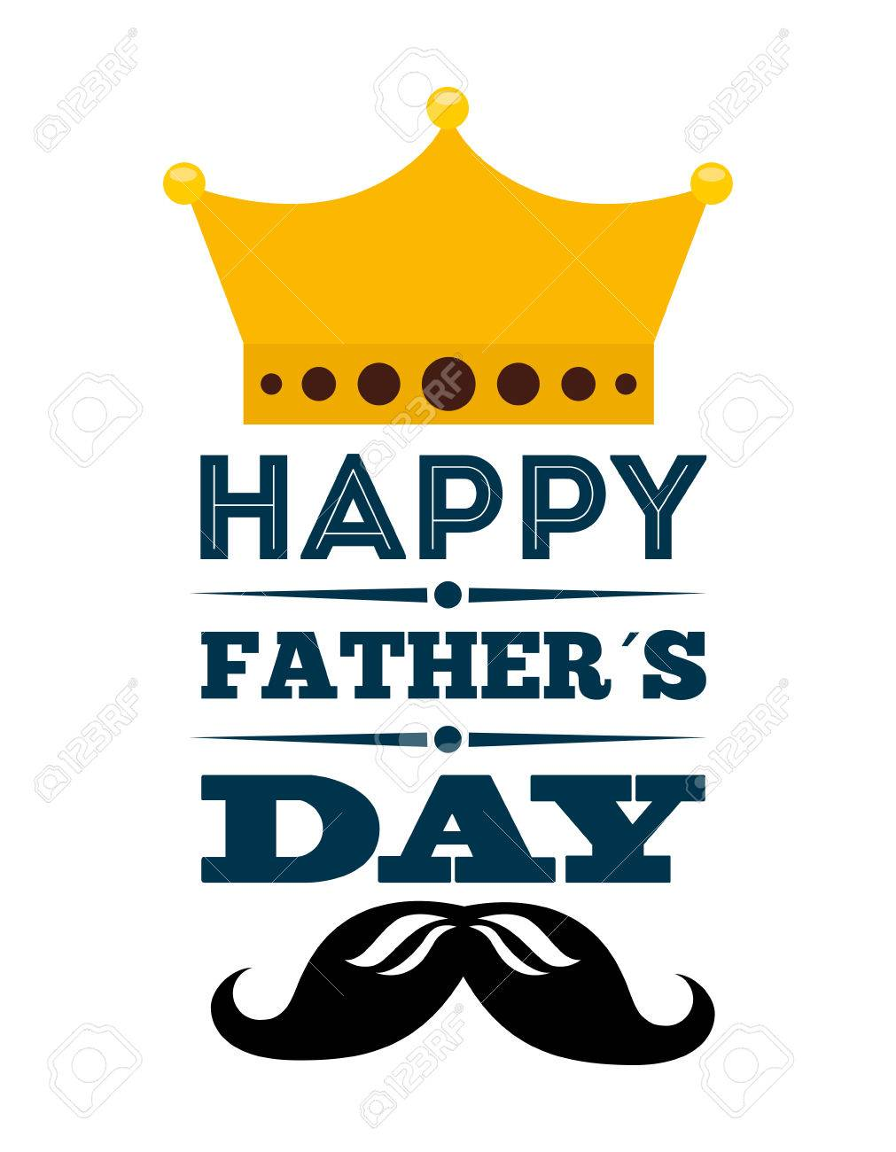 hight resolution of happy fathers day design vector illustration eps10 graphic stock vector 39296871