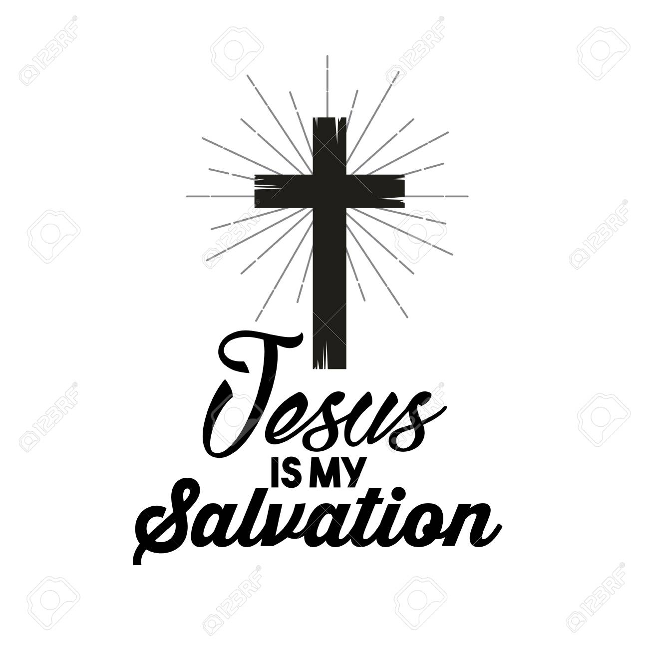 jesus christ cross icon