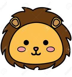 stuffed animal lion icon vector illustration design graphic stock vector 80839157 [ 1300 x 1300 Pixel ]