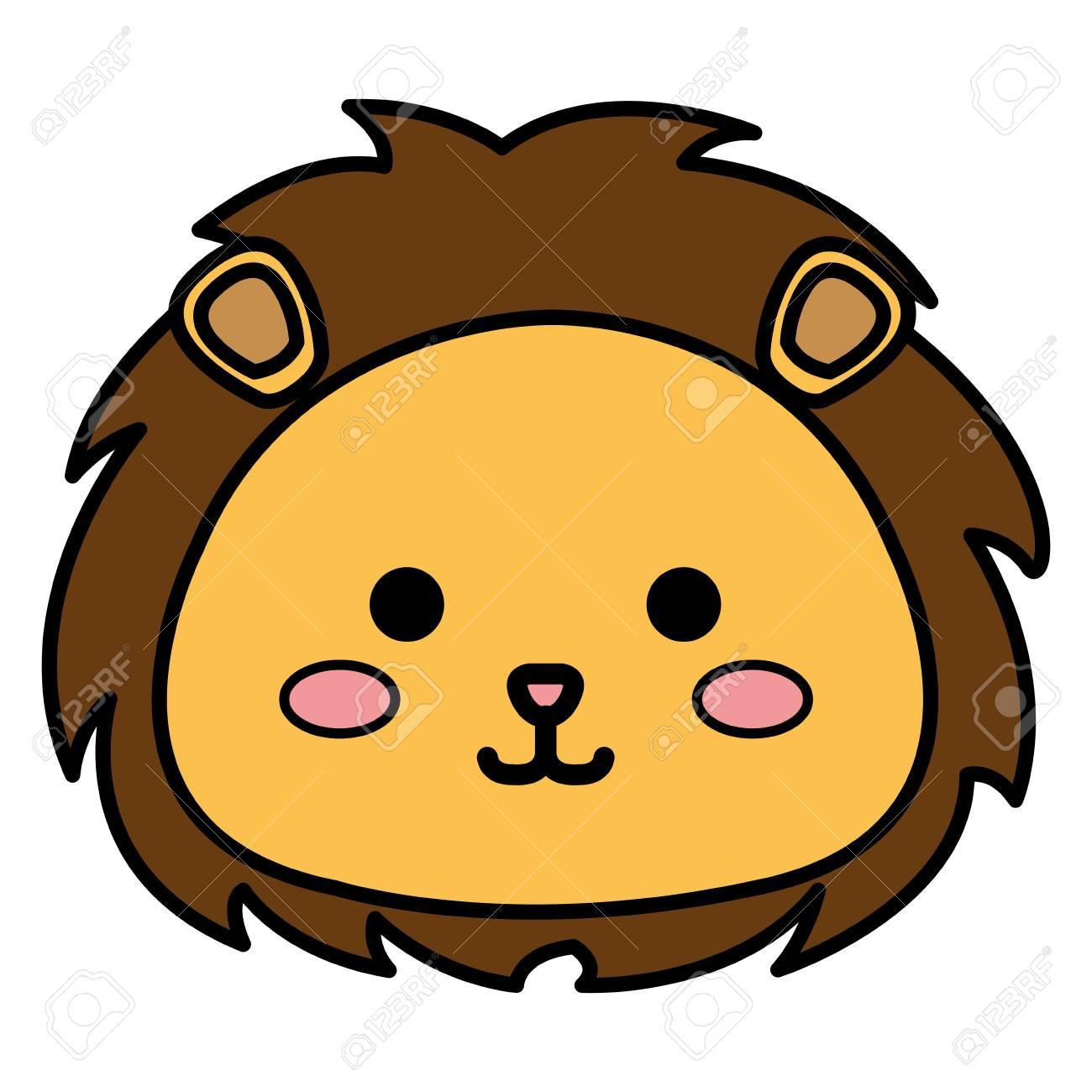 hight resolution of stuffed animal lion icon vector illustration design graphic stock vector 80839157