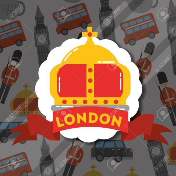 red ribbon london # 4