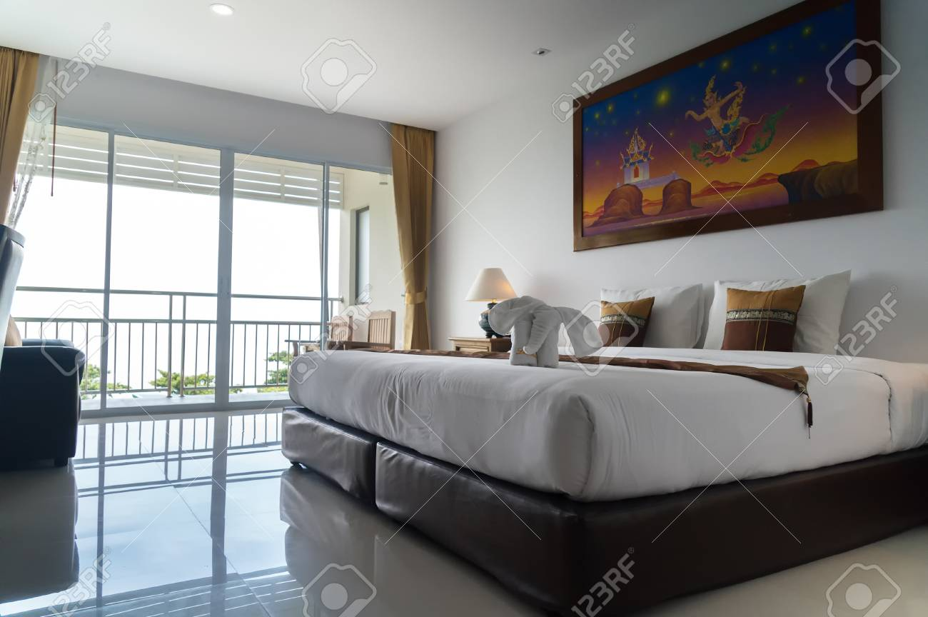 Koh Samui Island Thailand June 15 2017 Standard Room In