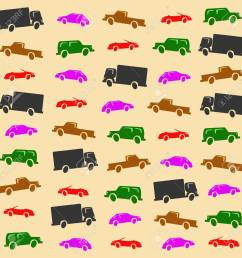 six abstract cars background four wheeler hatchback cabrio lorry pickup [ 1300 x 1300 Pixel ]