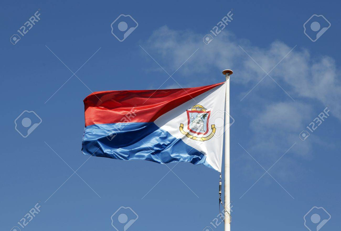 the flag of sint