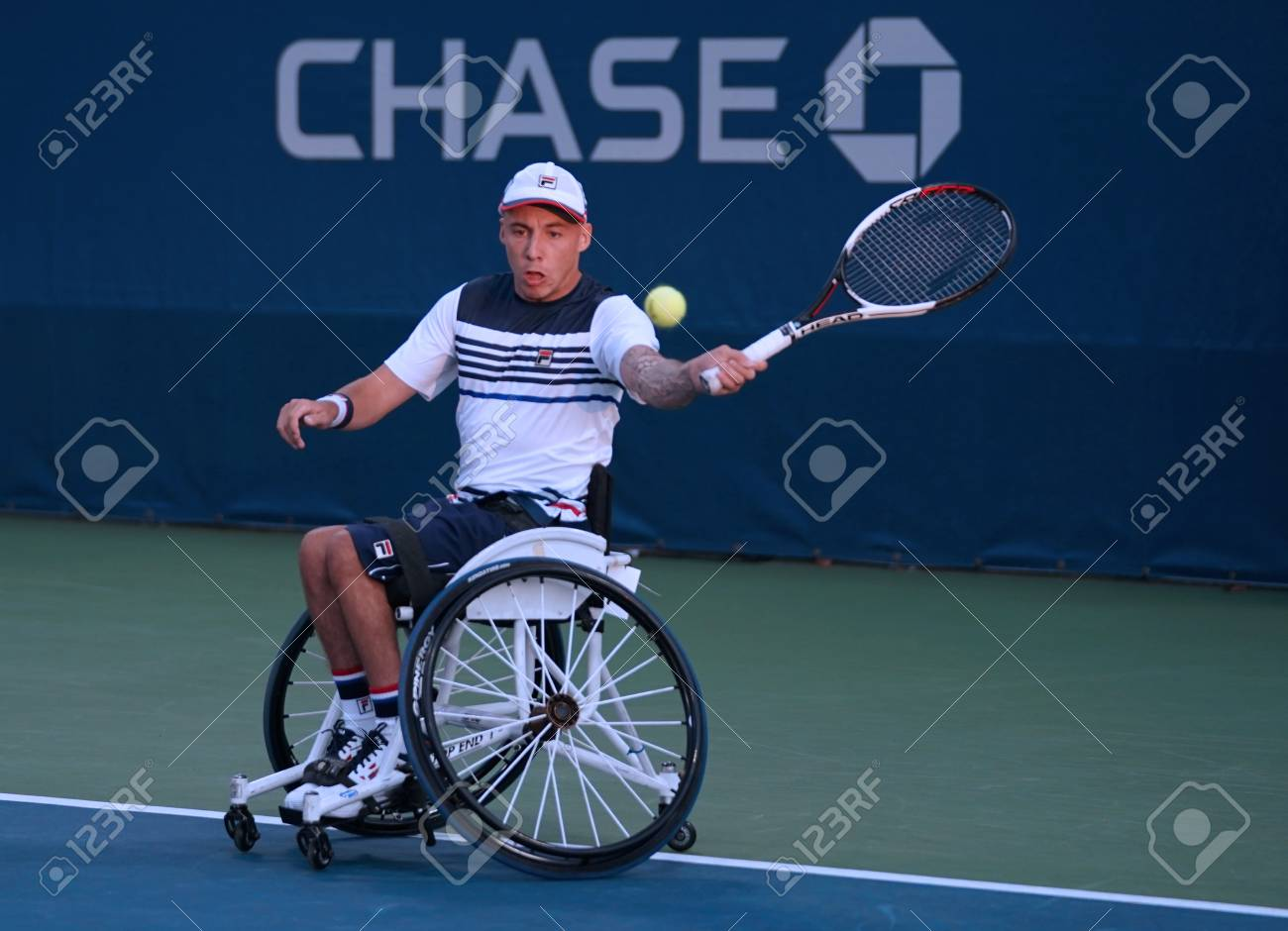wheelchair quad neutral posture task chair new york september 7 2017 tennis player andrew lapthorne of great britain