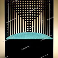 Charles Rennie Mackintosh Willow Chair Bedroom For Elderly Seat With Chequer Work Curved Back 1904 By Stock Photo 1868 1928 Black Lacquered Ash Produced Cassina