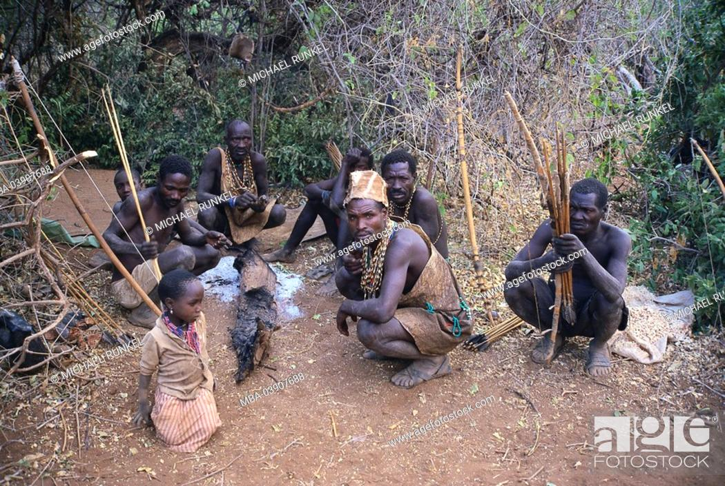 Learn about the animals and people of congo rainforest and basin, as well as the. Tanzania Savanna Hassa Stamm Bush Men Child Forest Resting Africa East Africa People Tribe Stock Photo Picture And Rights Managed Image Pic Mba 03907688 Agefotostock