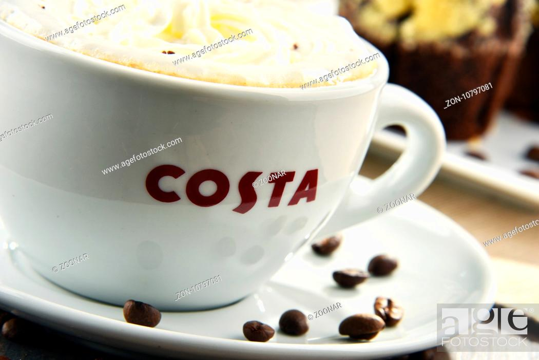 costa coffee is a