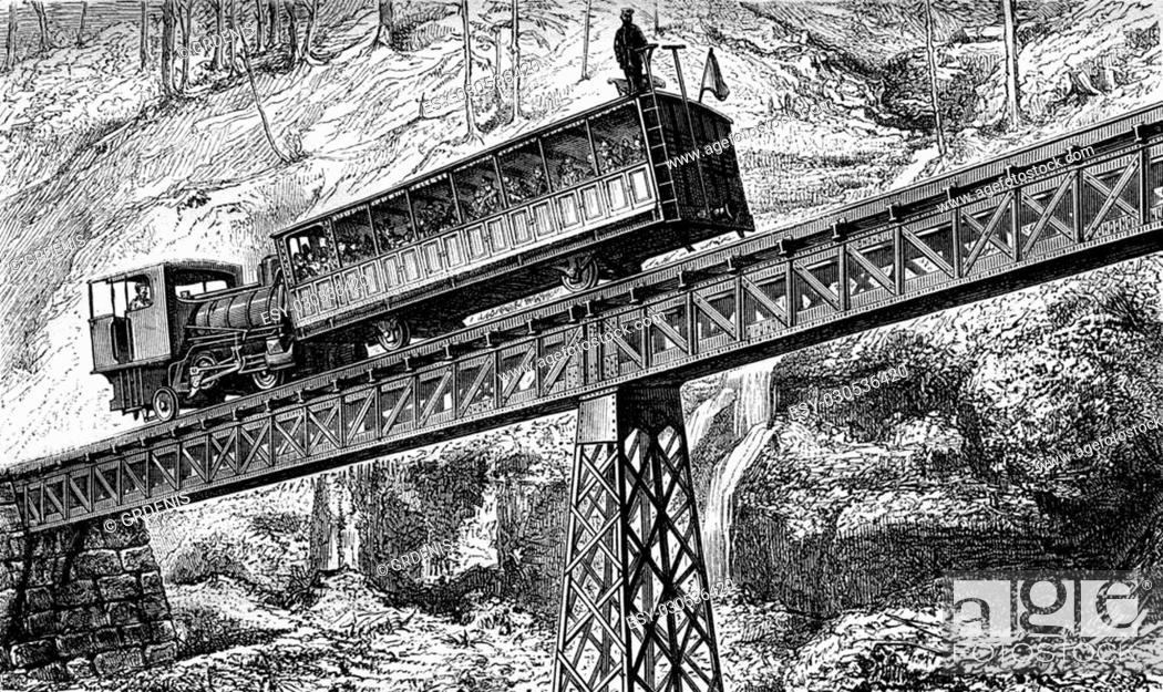 railway rigi arth vintage
