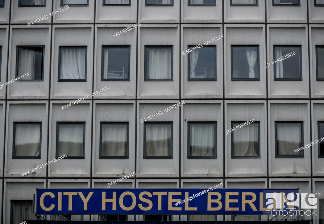 View Of The City Hostel Berlin Next To The Embassy Of North