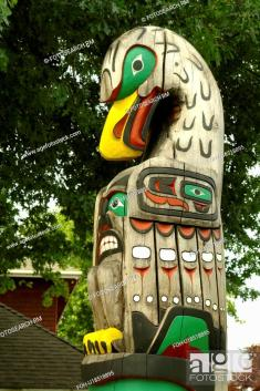 Image result for Vancouver Island Totems
