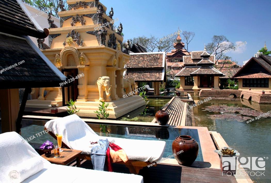 Pool Of The Royal Villa At The Mandarin Oriental Dhara Dhevi