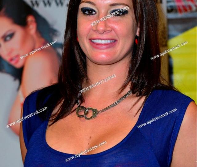 Stock Photo Exxxotica 2014 Convention Expo Day 3 Featuring Tory Lane Where