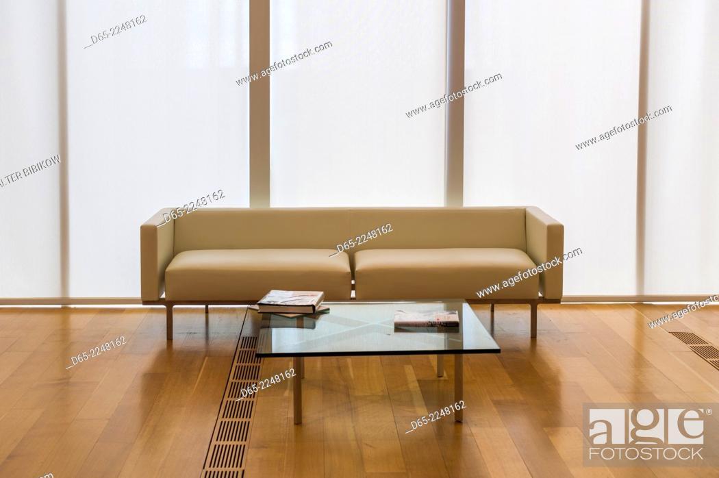 sofa art gallery foam sofas india usa georgia atlanta the high museum of stock photo