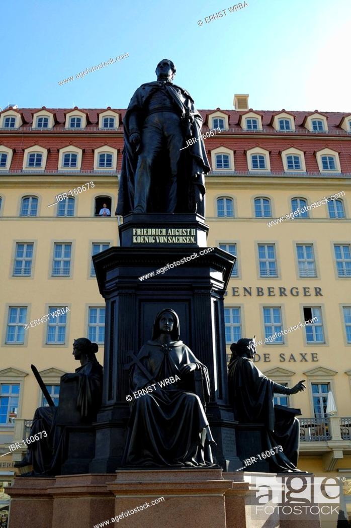 Neumarkt Steigenberger Hotel De Saxe Friedrich August Ii