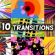 10 Colorful Transitions