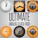 Ultimate Analog Clock Pack