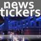 News Ticker Elements HD with Alpha