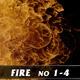 Fire No.1-4