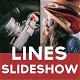 Clean Lines Slideshow