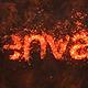 Burning Logo Reveal