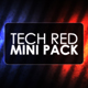 Tech Red Mini Pack