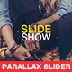 Parallax Photo/Video Slideshow