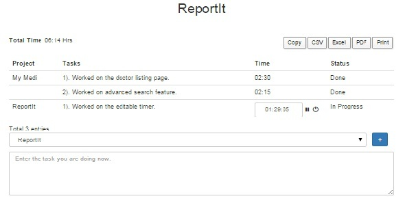 ReportIt - PHP Script Download 1