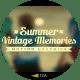 Summer Vintage Memories