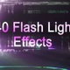 Light Flash Transitions Overlay Package