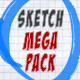 147 Sketch Elements Mega Pack