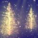 Abstract Christmas Tree 1