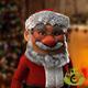Christmas Promo Presenter