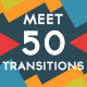 50 Simple Transitions