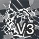 3D Glass Shatter Pack V3