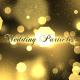 Wedding Particles Opener