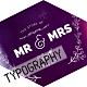 Vintage Wedding Titles