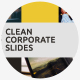 Clean Corporate Slides