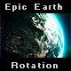 Epic Earth Rotation