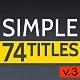 Simple Titles - v3
