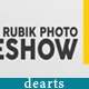 Rubik Photo Slideshow