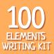100 Elements Writing Kit