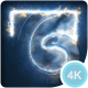 Electric Storm Light Logo