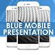 Blue Mobile Video Presentation