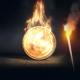 Burnt Wooden Logo
