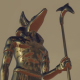Gods of Ancient Egypt - Anubis - Dramatic Scene